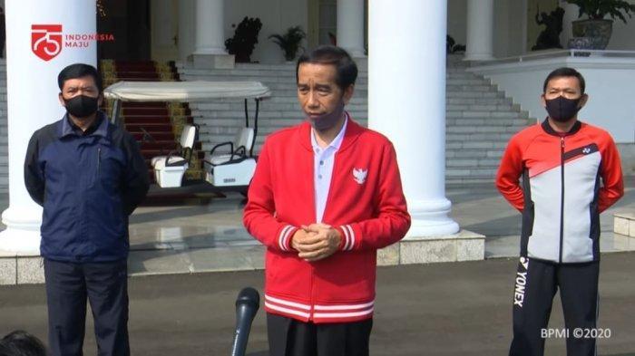 Presiden Jokowi pada Minggu (21/6/2020) tengah berulang tahun yang ke-59.