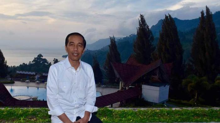 Jokowi Minta Sektor Pariwisata di Sumatera Utara Ditingkatkan