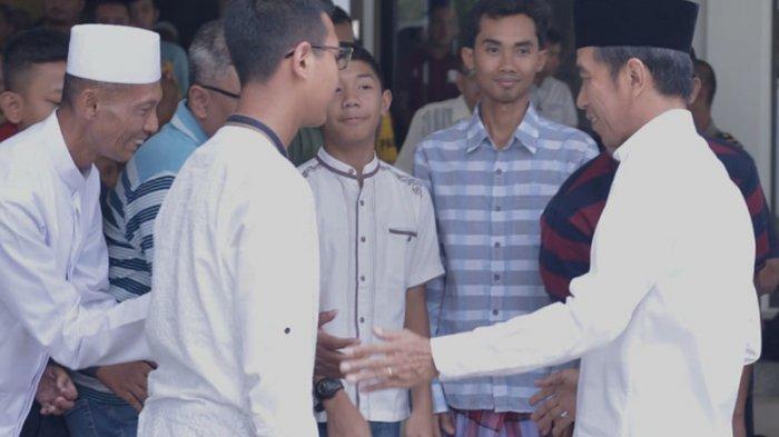 Jelang Akhir Pekan, Jokowi Habiskan Waktu di Istana Bogor