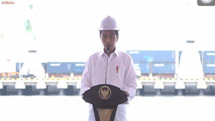 Penggabungan Pelindo, Jokowi Menunggu 7 Tahun hingga Diyakini Mampu Turunkan Biaya Logistik