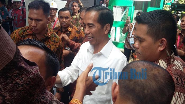 Presiden Jokowi Akan Buka Bersama Dengan Ribuan Prajurit di Mabes TNI