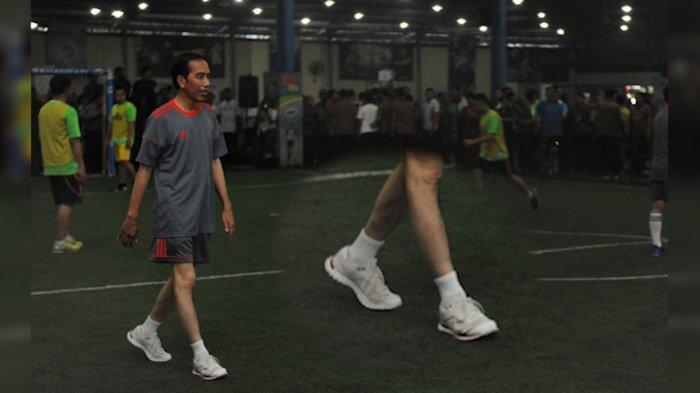 Foto Ini Viral, Netizen Mendadak Bandingkan Jokowi dengan 'Mantan'