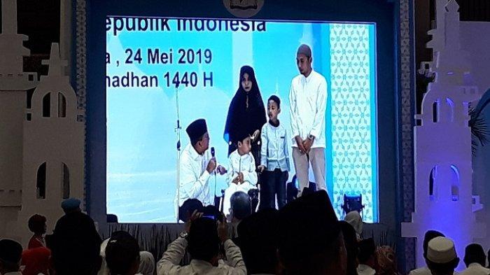 Presiden Jokowi Buka Puasa Bersama Keluarga Besar Kadin