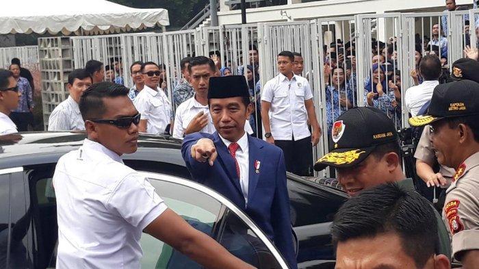 Jokowi: Saya Minta ASN Tidak Terjebak Ego Sektoral