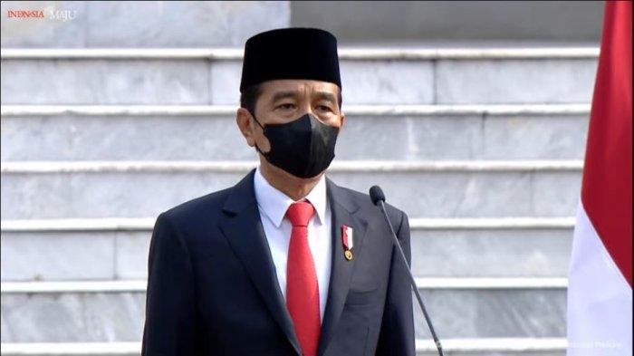 Jokowi Wanti-wanti Lonjakan Kasus Covid-19 pada Libur Nataru, Minta Jajaran Lakukan Antisipasi