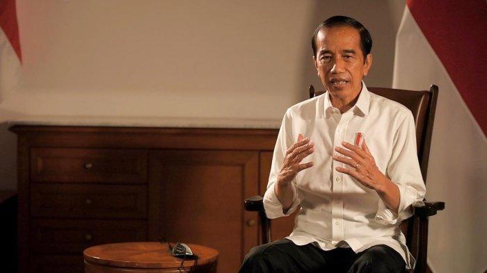 Presiden Jokowi Minta Pedagang dan Pelayan Toko di Mall Kenakan Masker
