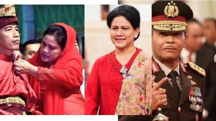 Kapolri Soroti Kesederhanaan Iriana Jokowi, Dibanding Gaya Mewah Istri-istri Kapolres & Kapolda Ini