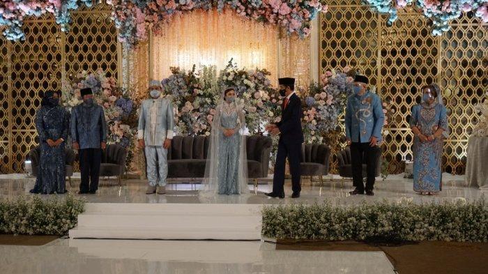 Jokowi jadi saksi nikah