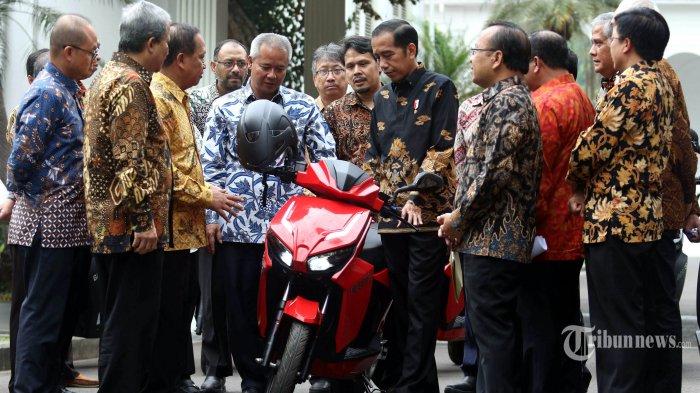 Anak Hary Tanoe Usia 19 Tahun Menangkan Lelang Motor Jokowi Rp 2,55 M, Tebus Pakai Uang Tabungan