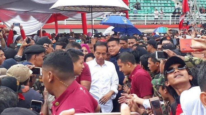 Jokowi Prioritaskan Infrastruktur Untuk Memajukan Jember