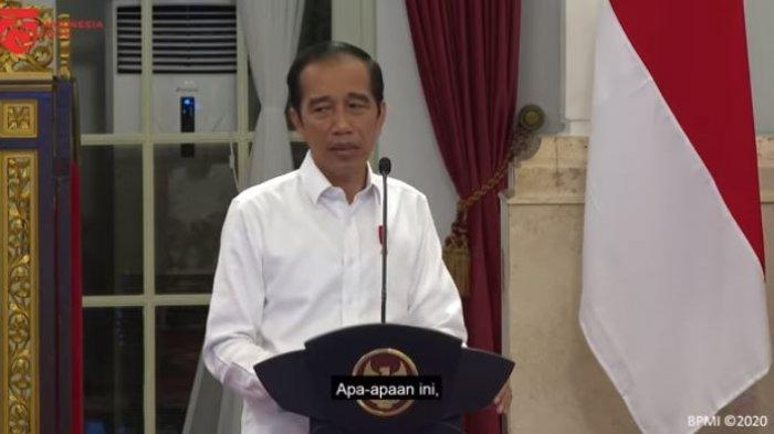 Jokowi Isyaratkan Reshuffle Kabinet, Ancam Copot Menteri yang Lelet Tangani Dampak Pandemi Corona