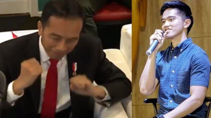 Jokowi Joget saat Via Vallen Nyanyi, Kaesang Pangarep: Tangannya Metal, Kena Lagu Dangdut Joget Juga
