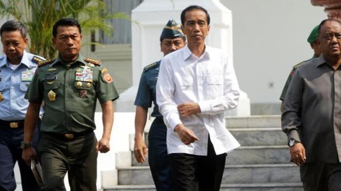 Soal Calon Kapolri, Din Syamsuddin Bilang Jokowi  Dilematis