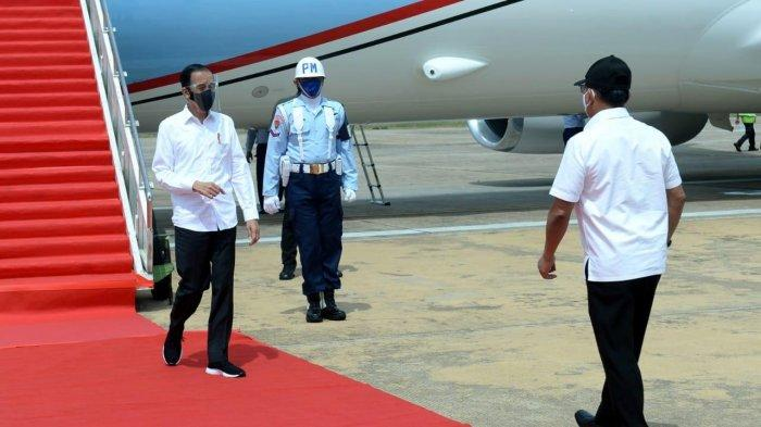 Presiden Jokowi Akan Tinjau Lumbung Pangan dan Bagikan Banpres Produktif di Kalteng