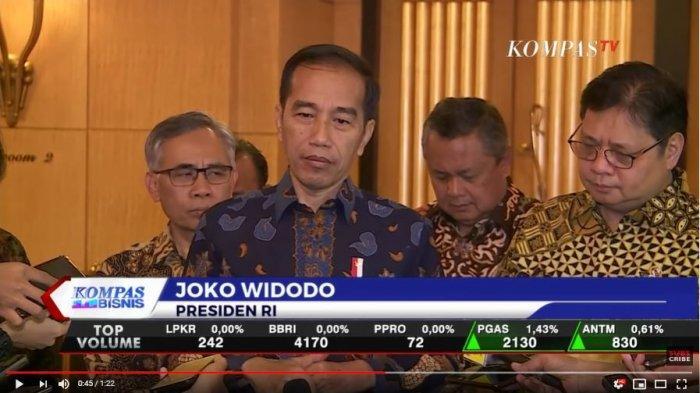 Jokowi Tegaskan Ahok dan Dirut Pertama untuk Turunkan Impor Minyak dan Gas