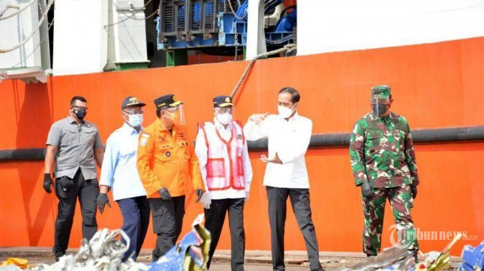 Tim Masih Lakukan Pemantauan Secara Aktif Meski Pencarian Sriwijaya Air SJ 182 Dihentikan