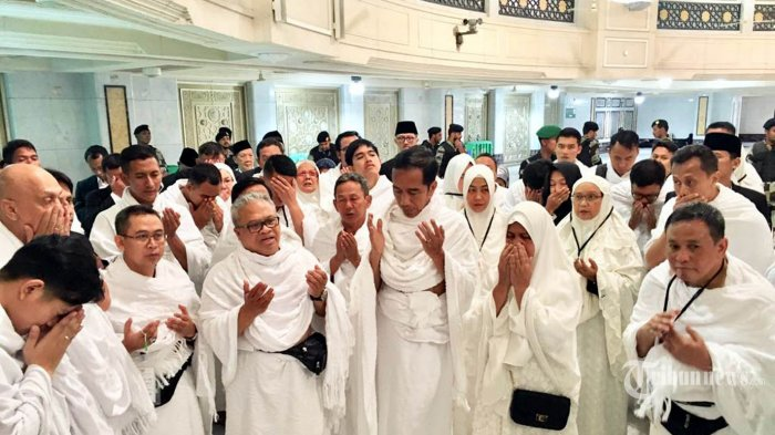 Presiden Jokowi Buka 'Halal Park' di Area GBK
