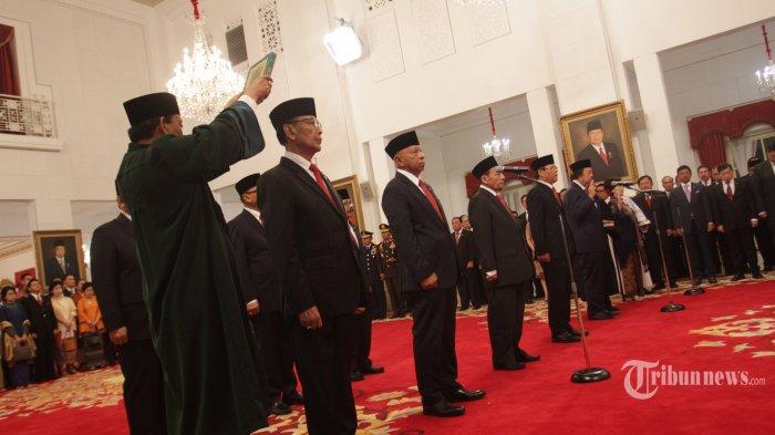 Resmi Dilantik Presiden Jokowi, Ahli Pertanyakan Efektivitas dari Dewan Pertimbangan Presiden