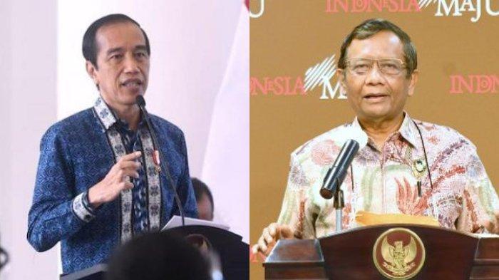 Mahfud MD Ungkap Sikap Jokowi soal Pasal Penghinaan Presiden di RUU KUHP