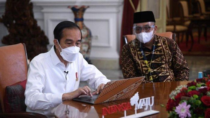 Presiden Jokowi Minta Ekspor Tidak Melulu ke Uni Eropa dan Amerika