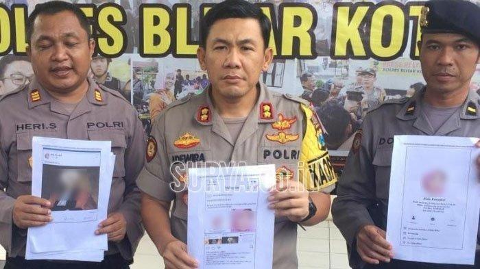 Suami Pelaku Penyebar Foto Mumi Berwajah Jokowi Mengaku Istrinya Bebal Ketika Dinasehati