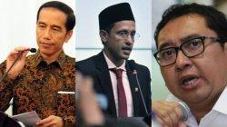Jokowi Anggarkan Pendidikan 2020 Capai Rp 508 T, Fadli Zon Ingatkan Nadiem Makarim