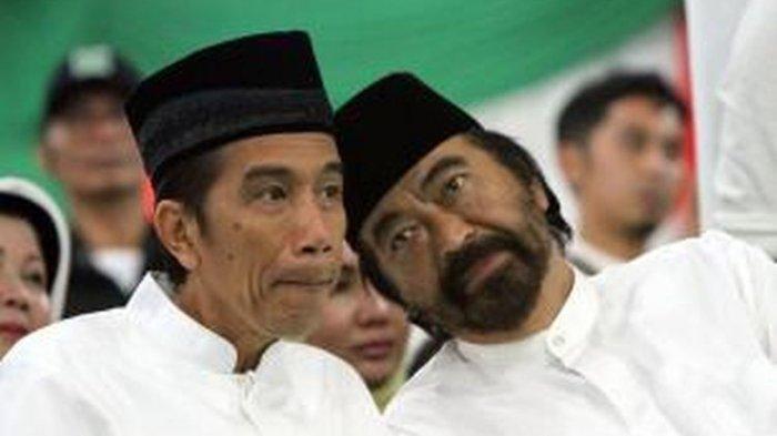 Jokowi Temui Surya Paloh Minta NasDem Tidak Beri Rekomendasi kepada Adik Iparnya di Pilkada
