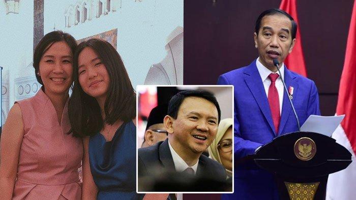Disentil Jokowi di Perayaan Imlek, Ahok: Saya Ada Rapat Dewan Komisaris, Engga Mungkin Pergi