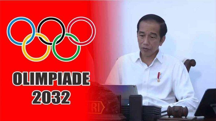Jokowi: Pencalonan Indonesia Jadi Tuan Rumah Olimpiade 2032 untuk Tingkatkan Citra & Martabat Bangsa
