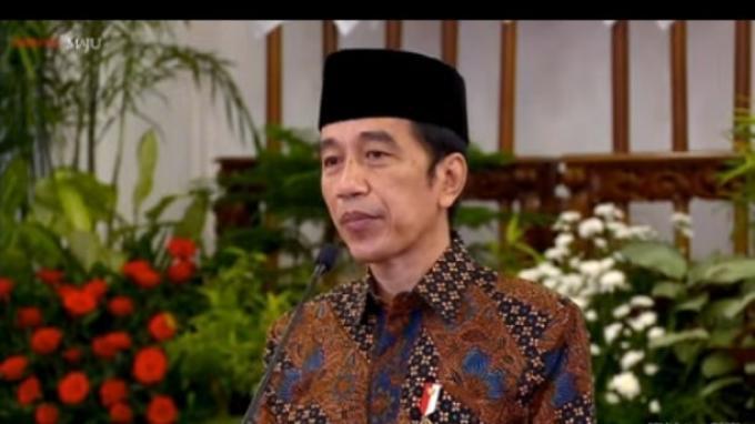 Jokowi: Pemerintah akan Bertindak Tegas Terhadap Segala Bentuk Intoleransi