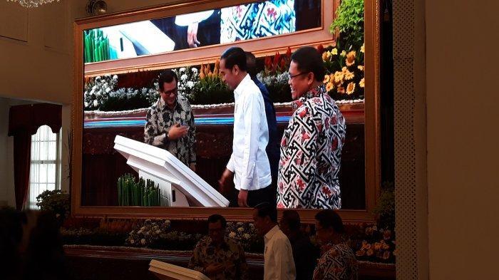 Akhirnya Presiden Jokowi Resmikan Palapa Ring