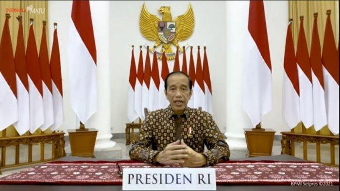 PPKM Darurat Diperpanjang, Jokowi Tambah Alokasi Bansos Rp 55,21 Triliun