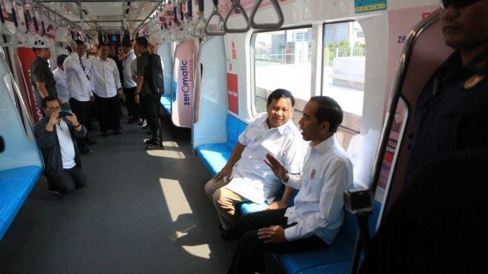 Lusa, Prabowo Gelar Rapat Dewan Pembina Jelaskan Pertemuannya dengan Jokowi