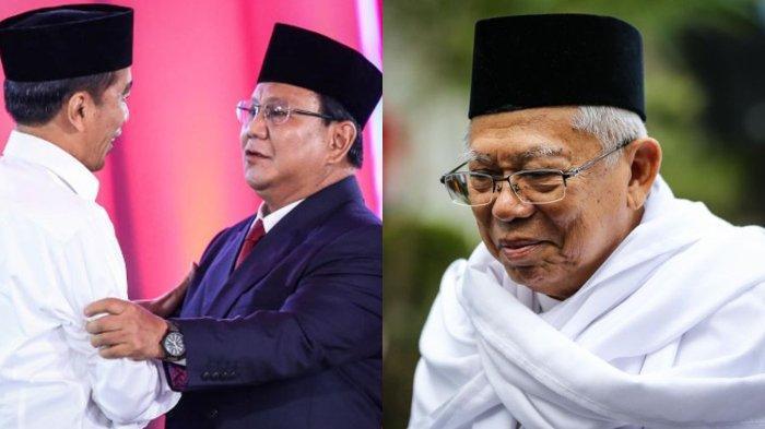Jelang pelantikan presiden: Dahnil Anzar membantah isu Prabowo Subianto minta jatah kursi menteri hingga kata Maruf Amin soal kabinet.