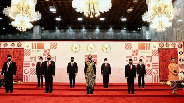 Presiden Patok Defisit Anggaran RABN 2021 Sebesar 5,5 Persen