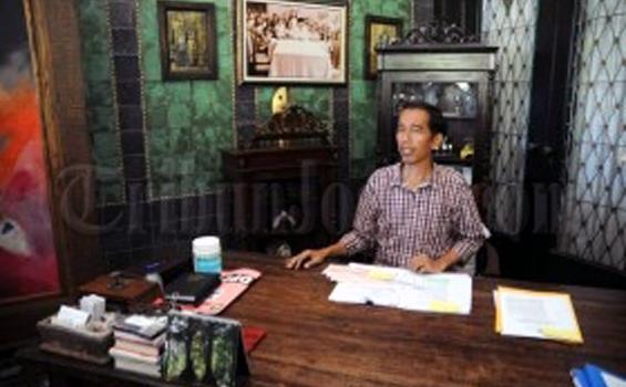 Jokowi Akan Pamitan Ke Gubernur Jateng