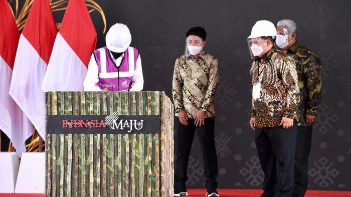 Diresmikan Jokowi, JBM Menjelma Jadi Pabrik Gula Lokal Terbesar di Asia Tenggara
