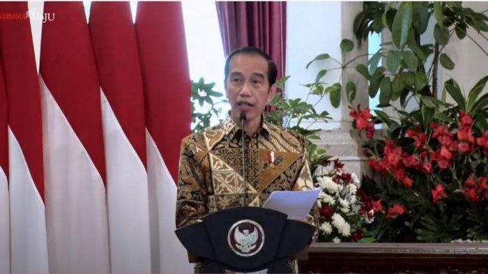 Jokowi Berharap Perayaan Imlek dalam Semangat Persaudaraan Meski Tak Bisa Dirayakan Secara Leluasa