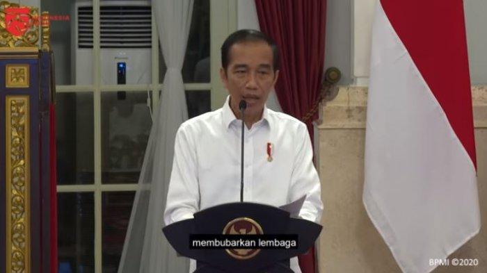 Kecewa Kinerja Menterinya Biasa-biasa Saja, Jokowi Singgung Soal Reshuffle dan Pembubaran Lembaga