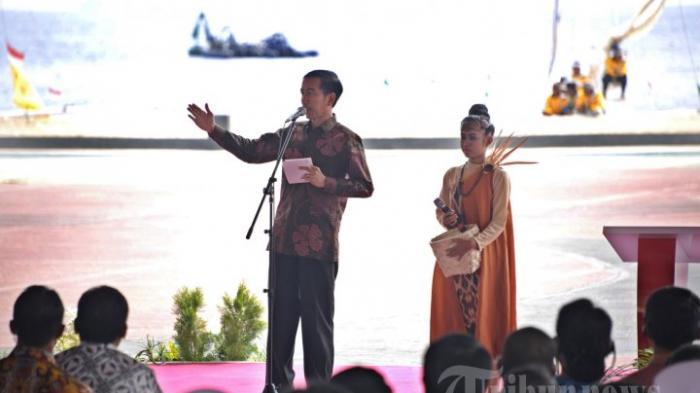 Presiden Joko Widodo: Sail Tomini 2015 Harus Dipromosikan
