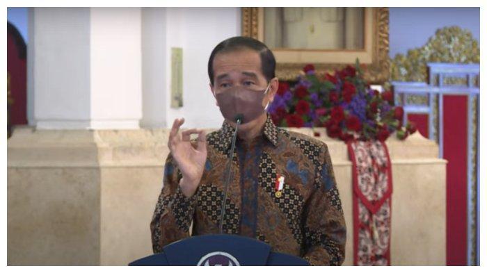 Jokowi Sebut Porang Bisa Jadi Makanan Pokok Masa Depan