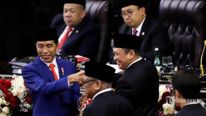 Jokowi Klaim Angka Kemiskinan Terendah Sepanjang Sejarah RI