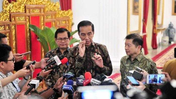 Jokowi Tanggapi Wabah Virus Corona: Semoga Seterusnya Tidak Ada yang Terjangkit