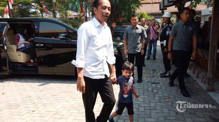 Jelang Kelahiran Cucu Ketiga di RS PKU Muhammadiyah, Jokowi Dijadwalkan Tiba di Solo