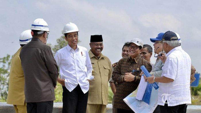 Jokowi Akan Umumkan Ibu Kota Baru Siang Ini, 2 Wilayah di Kaltim jadi Kandidat Kuat Gantikan Jakarta