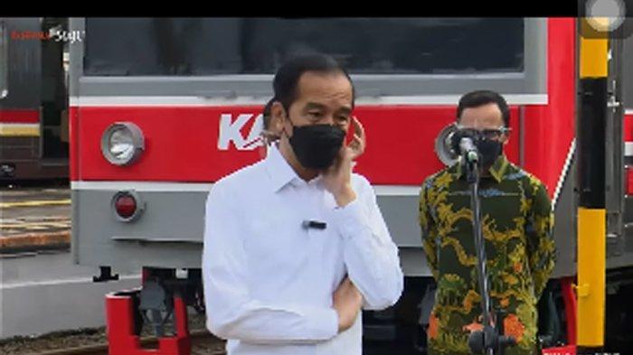 Jokowi Minta BKKBN Secara Khusus Menangani Covid-19 untuk Ibu Hamil, Balita dan Anak-anak