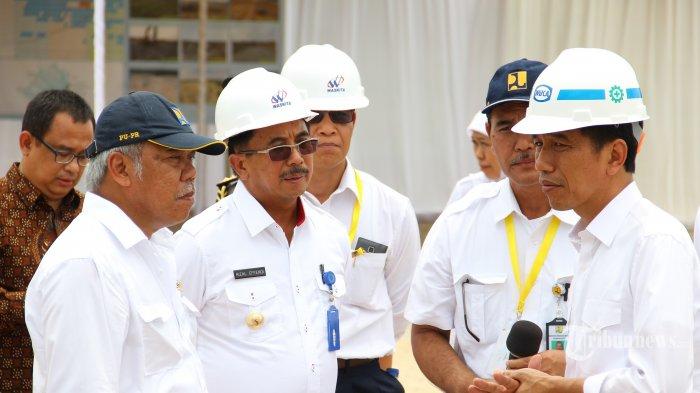Pembangunan Jalan Trans Papua Masih Kurang 176 Kilometer