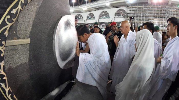 Sejumlah Pihak Memandang Negatif Kegiatan Umrah Jokowi, Begini Tanggapan Erick Thohir