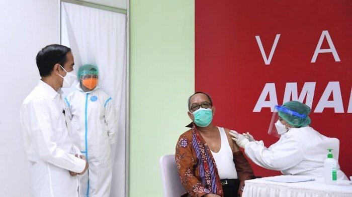 Vaksinasi 5 Juta Guru Ditargetkan Rampung Juni