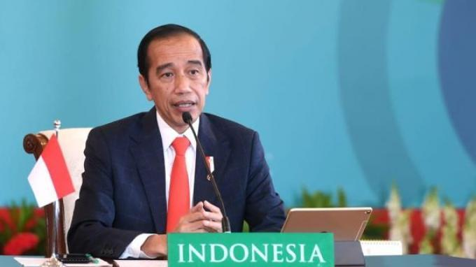 Jokowi Serukan Negara-Negara D-8 Tolak Nasionalisme Vaksin